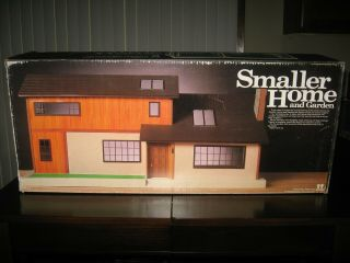 Tomy Smaller Home And Garden Dollhouse & Furniture Homes Doll House