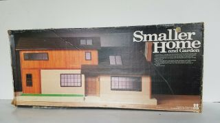 Tomy Smaller Homes Dollhouse,  Furniture 1980