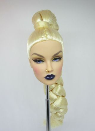 Integrity Toys Fashion Royalty Nuface Violaine Perrin Beyond This Planet Head