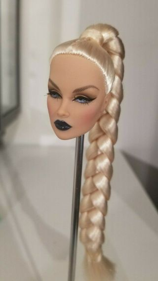Integrity Toys Fashion Royalty Nuface Beyond This Planet Violaine Head