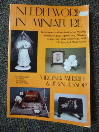 Doll House Crafts Book: Needlework In Miniature,  Ships